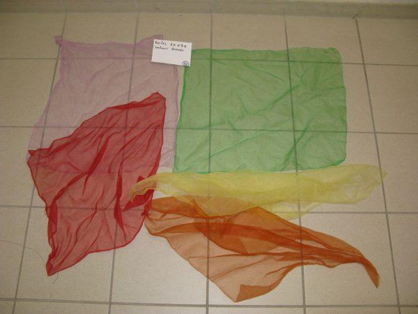 foulard voile